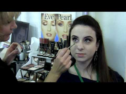 high definition makeup. Com our info www.evepearl.com Products used: Priming Moisturizer ($28) HD