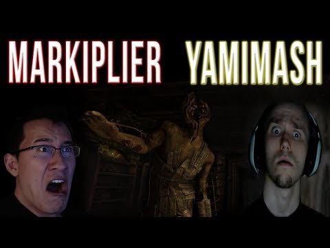 Scary Games - Haunted Hallways w/ Markiplier