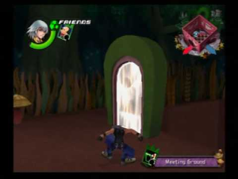 Kingdom Hearts Re: CoM English - Reverse/Rebirth - Part 28 - Boss - Trickmaster