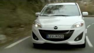Mazda 5 zweite Generation videos