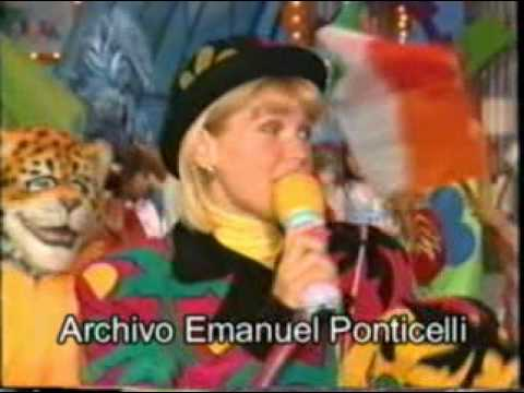 Xuxa show en ingles - YouTube