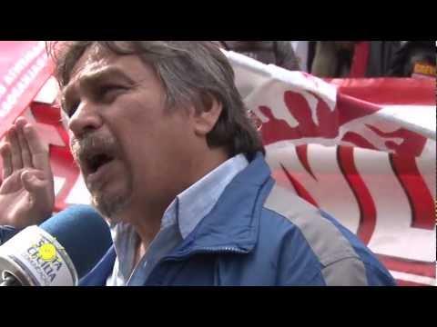 Passeata dos Bancários marca luta dos trabalhadores em Greve