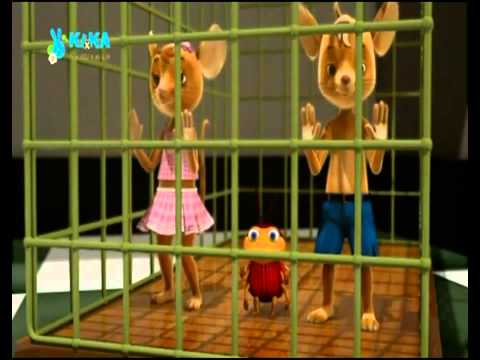 Jonalu  In der Falle - Zeichentrick für Kinder auf KIKA mit JOnalu