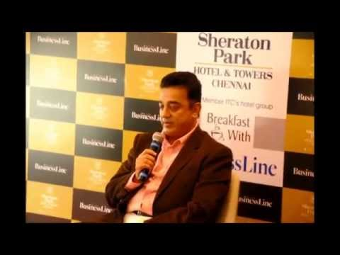 Power Breakfast with Kamal Haasan