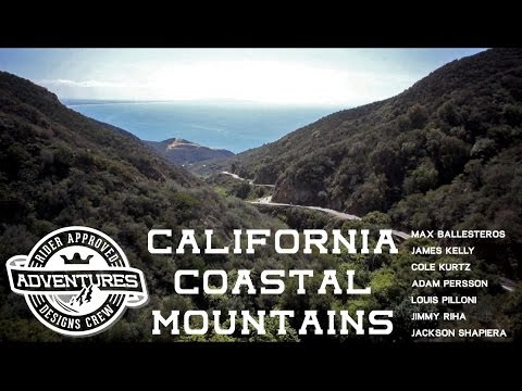 R.A.D. Crew Adventures: California Coastal Mountains