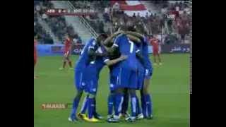 اهداف مباراة العربي 1-3 الخريطيات - دوري نجوم قطر