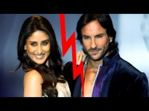 Saif Ali Khan wants to DIVORCE Kareena Kapoor Khan!