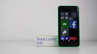 Nokia Lumia 630 Full Review Deutsch