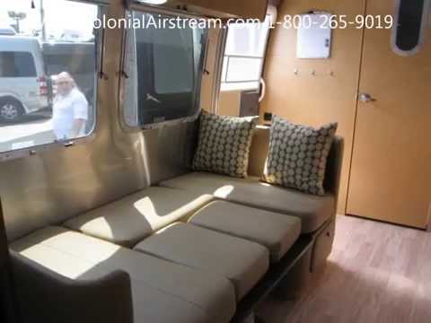 2015 Airstream Flying Cloud 23FB Size Airstreams for Camping and RV