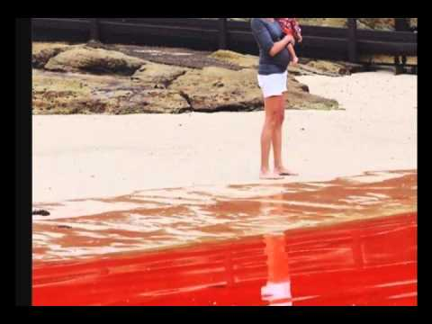Water Turned Blood Red in Canada! 2014