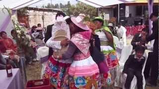 MATRIMONIO DE RUBÉN Y ANANÍ EN HUANCAYO