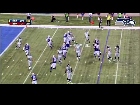 Seattle Seahawks Highlights vs BUF(Week 15, 2012)