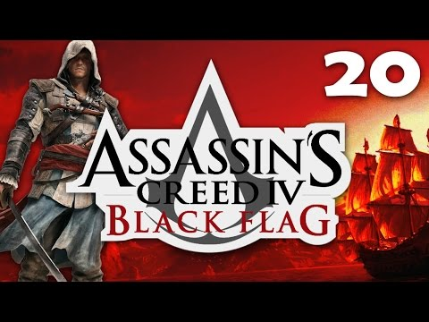 Assassin's Creed IV: Black Flag Ep.20