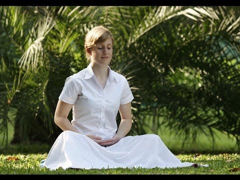 Mindful meditation class 3, breathing 2