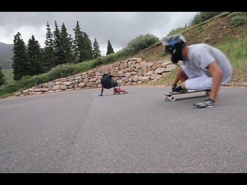 Colorado Downhill: Dre and Shaq