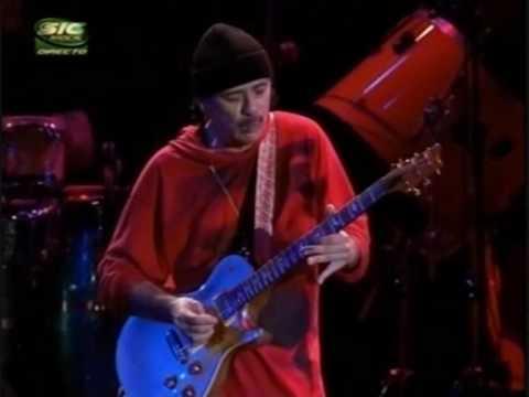 Carlos Santana Samba pa ti rock in rio live in lisboa 2006