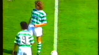 Sporting - 1 Boavista - 1 de 1991/1992