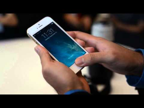 Apple iPhone 5S: Hands On HD,