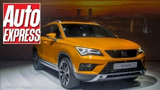 SEAT Ateca: take a look around SEAT's first SUV. Auto Express.