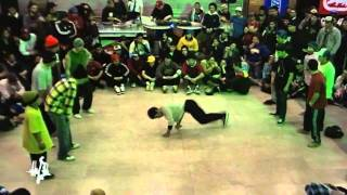 "Battle Break Dance ""Break Dance Bajo Tierra"""