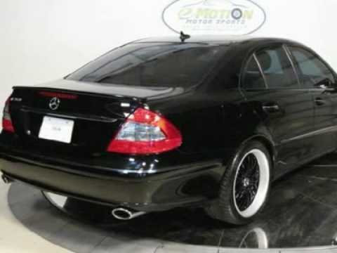2008 mercedes benz e350 custom luxury sport sedan youtube. Black Bedroom Furniture Sets. Home Design Ideas