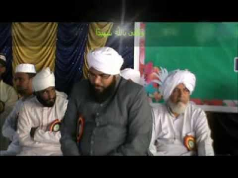 Qirat recital in 2 days Ijtema-e-Mehdavia held on 17 & 18 Nov 2012.flv