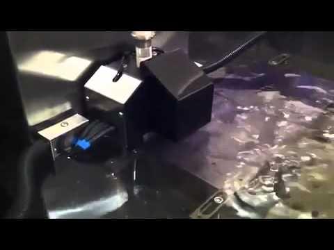 Máquina de Corte a Fio - Eletroerosão
