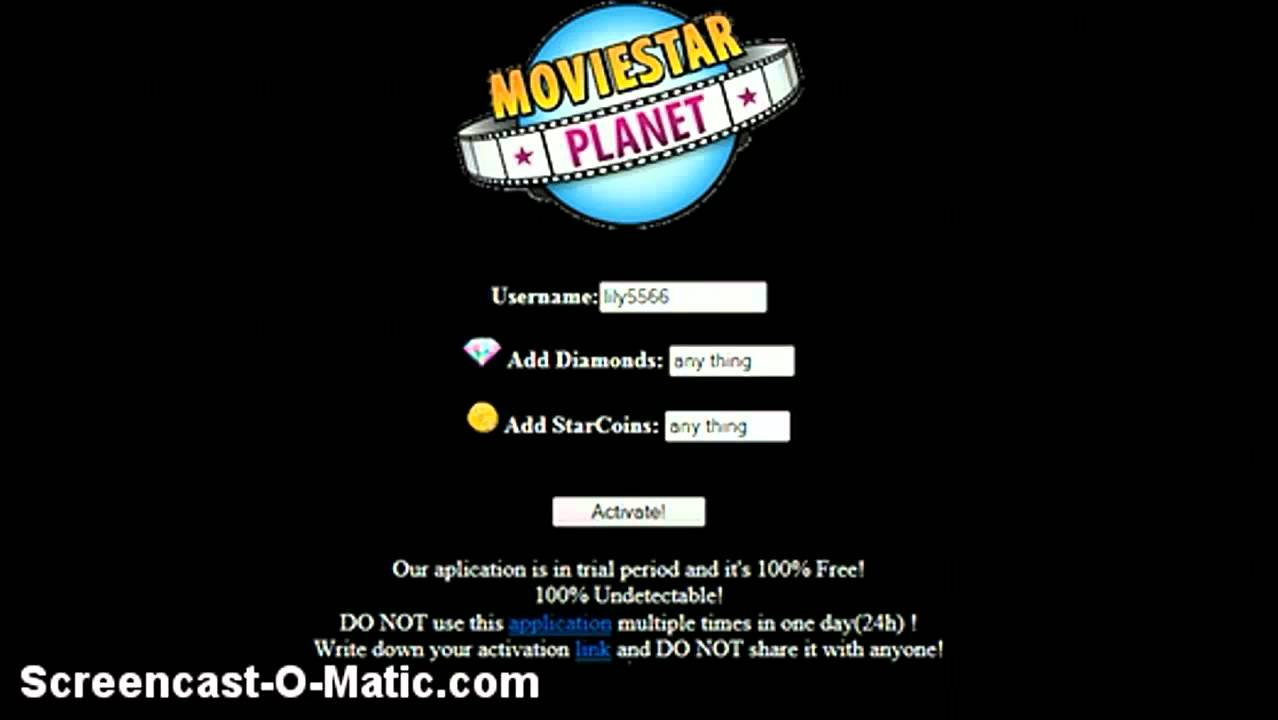 moviestarplanet hack money 2014 update free starcoins moviestarplanet