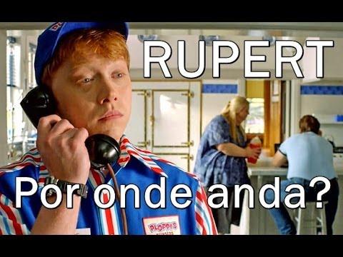 #23 - Por onde anda -  Rupert Grint (Rony Weasley)