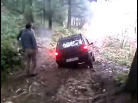 Fiat panda 4x4 offroad youtube for Panda 4x4 extreme