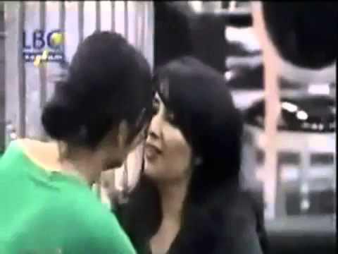 قبلة سحاقية في ستار اكاديمي