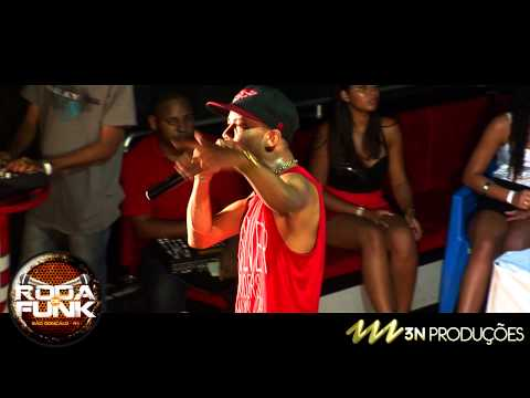 MC Magrinho :: De volta ao palco mais famoso do Youtube - Roda de Funk ::