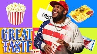 The Best Movie Snack | Great Taste