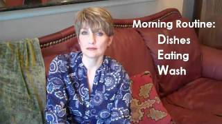 Clutter Video Tip: How To Get Organized Each Morning