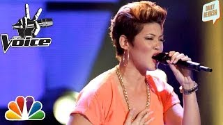 Tessanne Chin Wins The Voice DAILY REHASH Ora TV