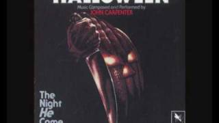 Halloween 1 Main Title Theme