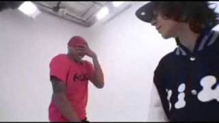 Chris Brown And Adam Sevani Dancing For Adam Chu Dance