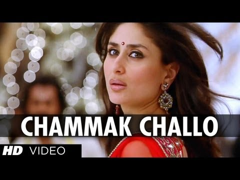 &quot;Chammak challo Ra.One&quot; (video song) ShahRukh Khan,Kareena Kapoor -ovTya8F6Cn4
