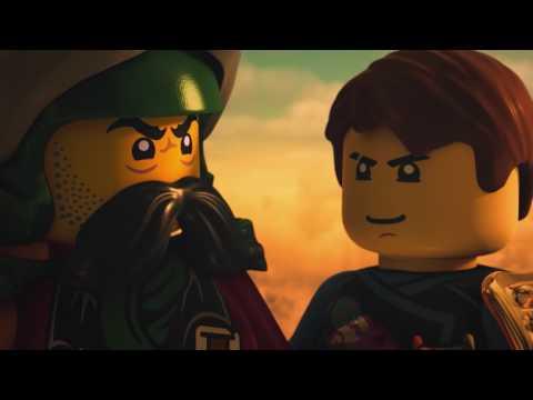 Lego NinjaGo 64 - Cesta späť