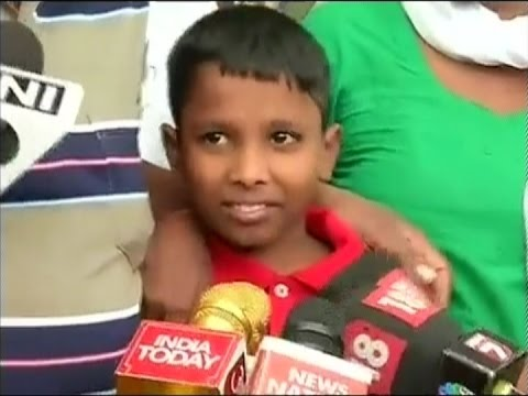 After six long years, abducted Indian boy Sonu brought back from Bangladesh