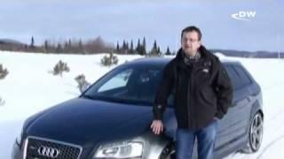 Audi RS 3 создан для быстрой езды