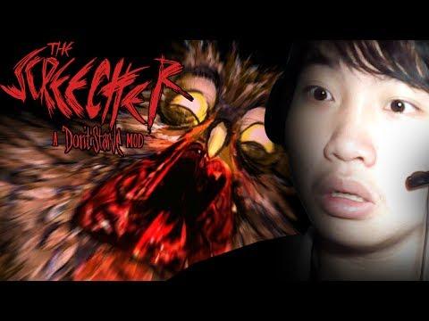 The Screecher (Don't Starve Mod) - SLENDER MAN PHIÊN BẢN NGƯỜI CHIM 2.5D