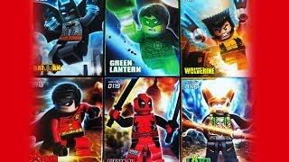 Lego DC VS Marvel Superheroes DeCool Bootleg Set 2 Review