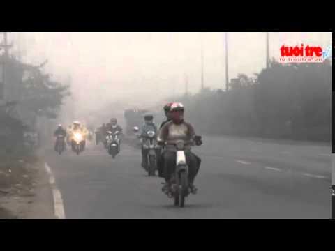 Sương Mù Dày Đặc Ở Các Tỉnh Ngoại Thành Tp Hcm