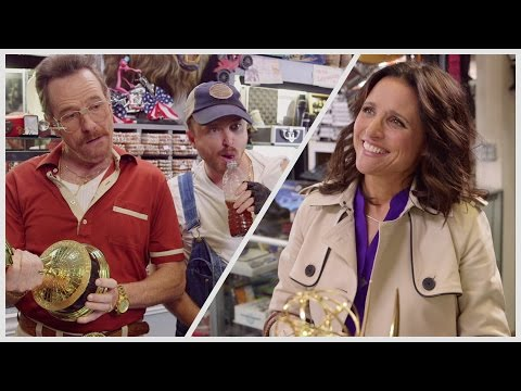 Barely Legal Pawn, feat. Bryan Cranston, Aaron Paul and Julia Louis-Dreyfus