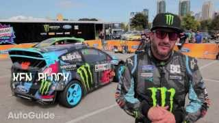 Ken Block Shares His Five Favorite Things About The 2014