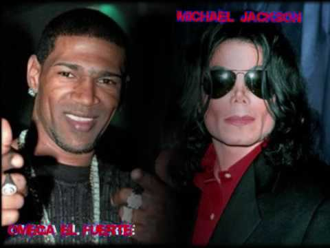 omega ft michael jackson Remember The Time Homenaje a M J