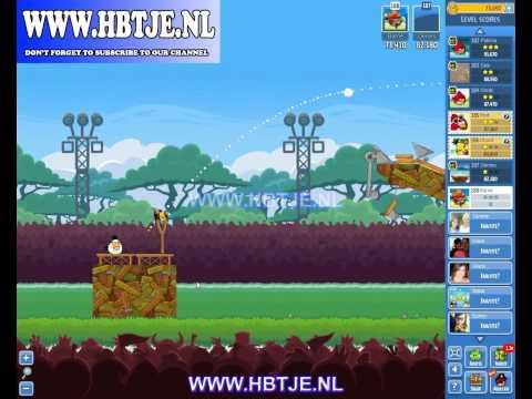 Angry Birds Friends Tournament Level 1 Week 97 (tournament 1) no power-ups