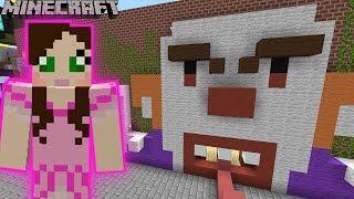 Minecraft: CLOWN CHASE GAME - GALAXY WORLD PARK - Custom Map [1]