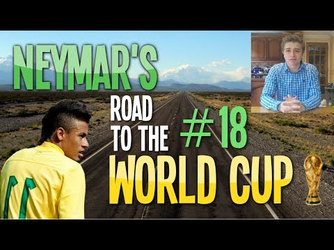 FIFA 14 - Neymar's Road To The World Cup - EP. 18 (SO MANY GOALS)